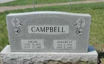 CAMPBELL, LOAN - Pike County, Ohio | LOAN CAMPBELL - Ohio Gravestone Photos