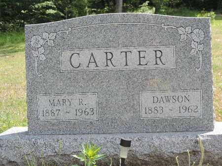 CARTER, DAWSON - Pike County, Ohio | DAWSON CARTER - Ohio Gravestone Photos