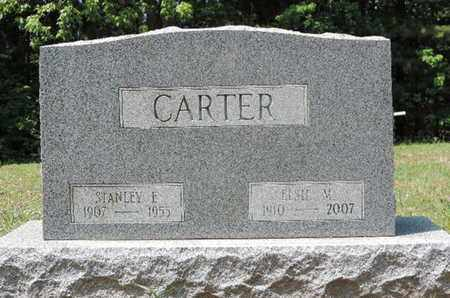 CARTER, STANLEY E - Pike County, Ohio | STANLEY E CARTER - Ohio Gravestone Photos