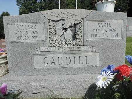 CAUDILL, SADIE - Pike County, Ohio | SADIE CAUDILL - Ohio Gravestone Photos