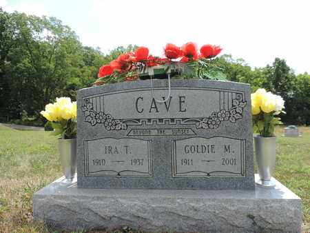 CAVE, GOLDIE M. - Pike County, Ohio | GOLDIE M. CAVE - Ohio Gravestone Photos