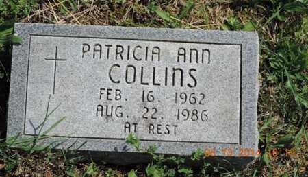 COLLINS, PATRICIA ANN - Pike County, Ohio   PATRICIA ANN COLLINS - Ohio Gravestone Photos