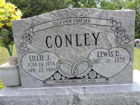 CONLEY, LEWIS D. - Pike County, Ohio   LEWIS D. CONLEY - Ohio Gravestone Photos