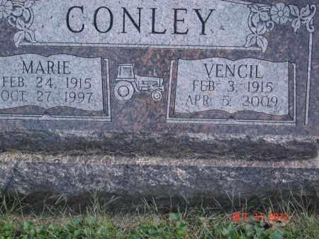 CONLEY, MARIE - Pike County, Ohio | MARIE CONLEY - Ohio Gravestone Photos