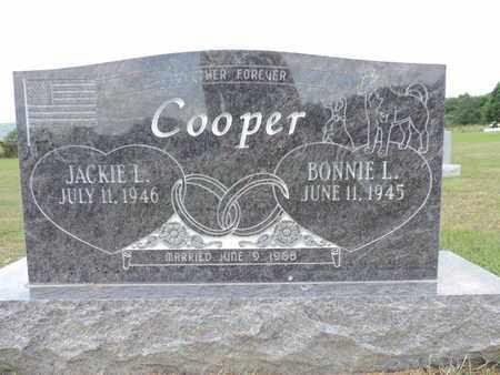 COOPER, BONNIE L - Pike County, Ohio | BONNIE L COOPER - Ohio Gravestone Photos