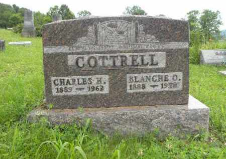 MARHOOVER COTTRELL, BLANCHE OPAL - Pike County, Ohio | BLANCHE OPAL MARHOOVER COTTRELL - Ohio Gravestone Photos