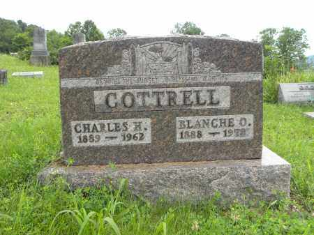 COTTRELL, CHARLES HENRY - Pike County, Ohio | CHARLES HENRY COTTRELL - Ohio Gravestone Photos