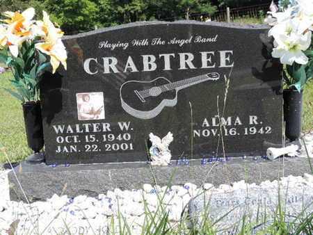 CRABTREE, ALMA R. - Pike County, Ohio | ALMA R. CRABTREE - Ohio Gravestone Photos