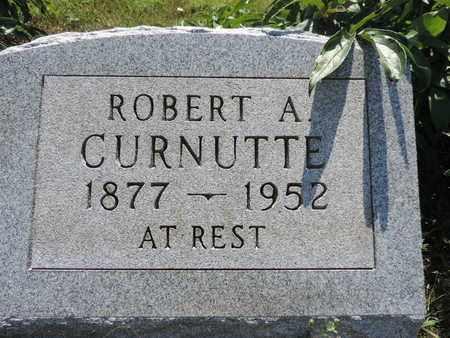 CURNUTTE, ROBERT A. - Pike County, Ohio   ROBERT A. CURNUTTE - Ohio Gravestone Photos