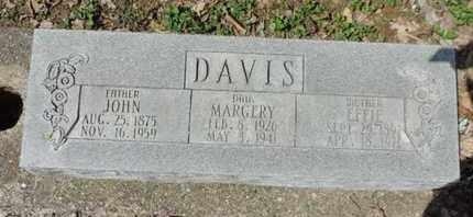 DAVIS, JOHN - Pike County, Ohio   JOHN DAVIS - Ohio Gravestone Photos