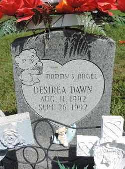 DAWN, DESIREA - Pike County, Ohio   DESIREA DAWN - Ohio Gravestone Photos