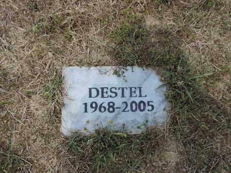 DESTEL, NONE - Pike County, Ohio | NONE DESTEL - Ohio Gravestone Photos