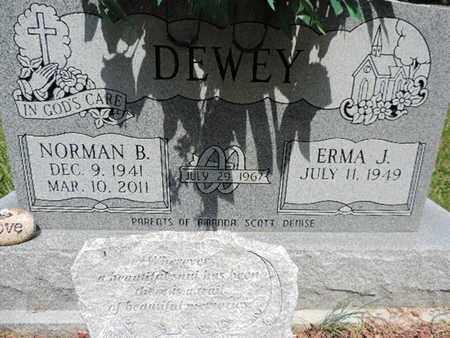 DEWEY, ERMA J. - Pike County, Ohio   ERMA J. DEWEY - Ohio Gravestone Photos