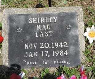 EAST, SHRILEY - Pike County, Ohio   SHRILEY EAST - Ohio Gravestone Photos