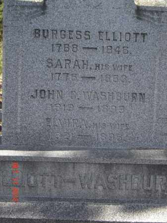 ELLIOTT, SARAN - Pike County, Ohio | SARAN ELLIOTT - Ohio Gravestone Photos