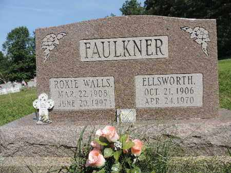 FAULKNER, ELLSWORTH - Pike County, Ohio | ELLSWORTH FAULKNER - Ohio Gravestone Photos