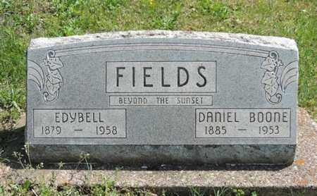 FIELDS, DANIEL BOONE - Pike County, Ohio   DANIEL BOONE FIELDS - Ohio Gravestone Photos