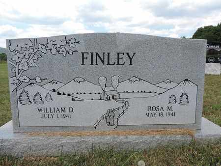 FINLEY, WILLIAM D. - Pike County, Ohio | WILLIAM D. FINLEY - Ohio Gravestone Photos