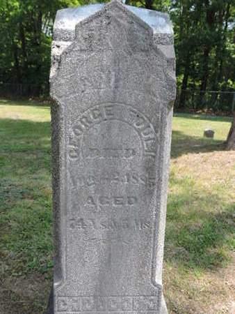 FOULK, GEORGE - Pike County, Ohio | GEORGE FOULK - Ohio Gravestone Photos