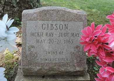 GIBSON, JUDY MAY - Pike County, Ohio | JUDY MAY GIBSON - Ohio Gravestone Photos