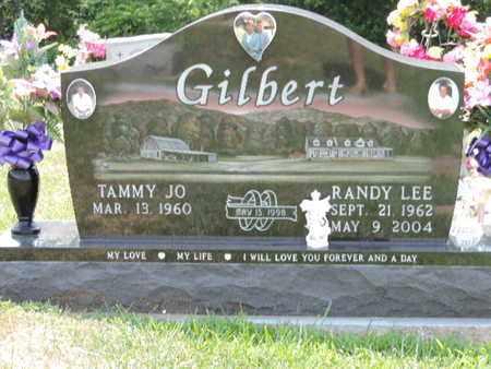 GILBERT, RANDY LEE - Pike County, Ohio   RANDY LEE GILBERT - Ohio Gravestone Photos