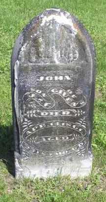 GIVENS, JOHN - Pike County, Ohio   JOHN GIVENS - Ohio Gravestone Photos
