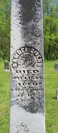 GIVENS, SAMUEL - Pike County, Ohio | SAMUEL GIVENS - Ohio Gravestone Photos