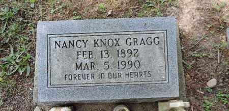 KNOX GRAGG, NANCY - Pike County, Ohio | NANCY KNOX GRAGG - Ohio Gravestone Photos