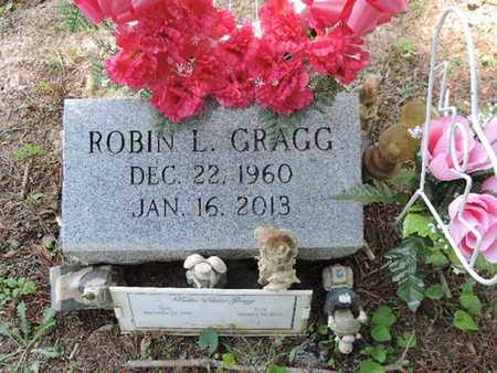 GRAGG, ROBIN L. - Pike County, Ohio | ROBIN L. GRAGG - Ohio Gravestone Photos