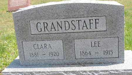 GRANDSTAFF, LEE - Pike County, Ohio | LEE GRANDSTAFF - Ohio Gravestone Photos