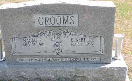 GROOMS, NAOMI R. - Pike County, Ohio | NAOMI R. GROOMS - Ohio Gravestone Photos
