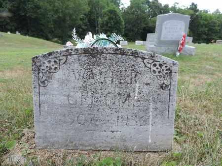GROOMS, W - Pike County, Ohio | W GROOMS - Ohio Gravestone Photos
