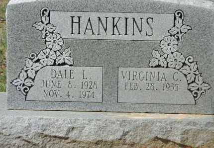 HANKINS, VIRGINIA C. - Pike County, Ohio | VIRGINIA C. HANKINS - Ohio Gravestone Photos