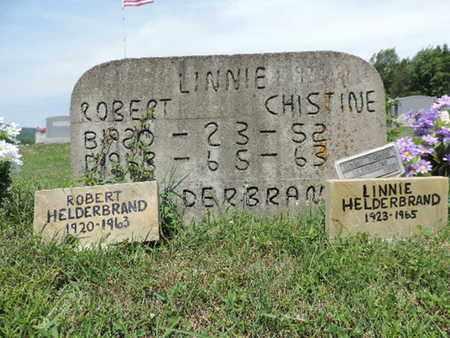 HELDERBRAND, LINNIE - Pike County, Ohio | LINNIE HELDERBRAND - Ohio Gravestone Photos