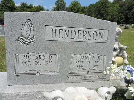 HENDERSON, JUANITA M. - Pike County, Ohio | JUANITA M. HENDERSON - Ohio Gravestone Photos