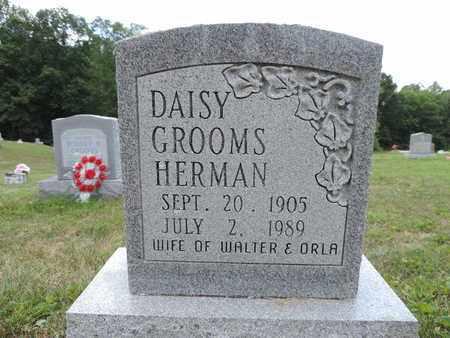 HERMAN, DAISY - Pike County, Ohio | DAISY HERMAN - Ohio Gravestone Photos