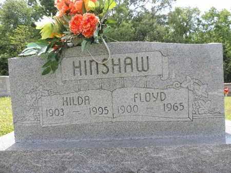 HINSHAW, FLOYD - Pike County, Ohio | FLOYD HINSHAW - Ohio Gravestone Photos