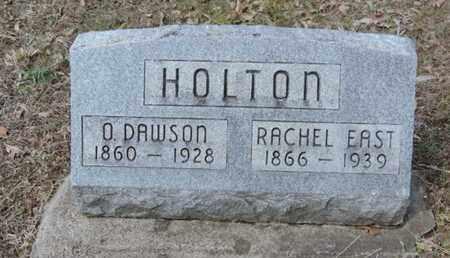 HOLTON, RACHEL - Pike County, Ohio | RACHEL HOLTON - Ohio Gravestone Photos