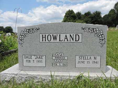 HOWLAND, STELLA M. - Pike County, Ohio   STELLA M. HOWLAND - Ohio Gravestone Photos