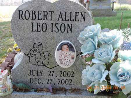 ISON, ROBERT - Pike County, Ohio | ROBERT ISON - Ohio Gravestone Photos