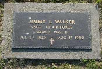 JIMMY, WALKER - Pike County, Ohio | WALKER JIMMY - Ohio Gravestone Photos