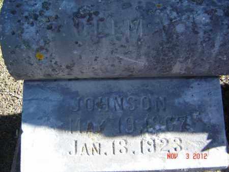 JOHNSON, CLEM V - Pike County, Ohio | CLEM V JOHNSON - Ohio Gravestone Photos
