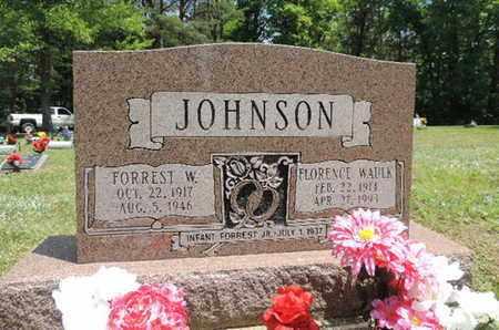 JOHNSON, FLORENCE - Pike County, Ohio | FLORENCE JOHNSON - Ohio Gravestone Photos