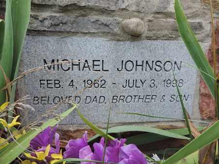 JOHNSON, MICHAEL - Pike County, Ohio | MICHAEL JOHNSON - Ohio Gravestone Photos