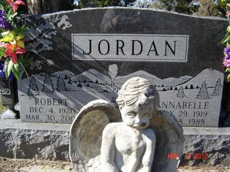 JORDAN, ANNABELLE - Pike County, Ohio | ANNABELLE JORDAN - Ohio Gravestone Photos