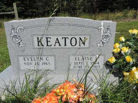 KEATON, EVELYN C. - Pike County, Ohio | EVELYN C. KEATON - Ohio Gravestone Photos