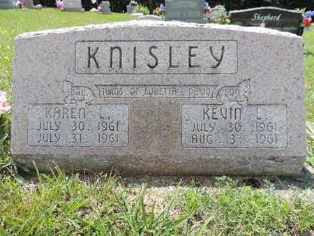 KNISLEY, KEVIN L. - Pike County, Ohio   KEVIN L. KNISLEY - Ohio Gravestone Photos