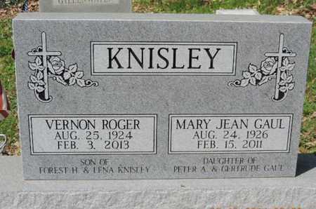 KNISLEY, MARY JEAN - Pike County, Ohio | MARY JEAN KNISLEY - Ohio Gravestone Photos