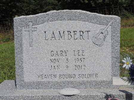 LAMBERT, GARY LEE - Pike County, Ohio | GARY LEE LAMBERT - Ohio Gravestone Photos
