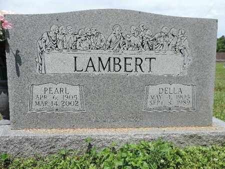 LAMBERT, PEARL - Pike County, Ohio | PEARL LAMBERT - Ohio Gravestone Photos